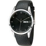 cK 極簡爵士風時尚腕錶