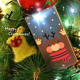 【Happymori】※Winter kids※直掀式手機皮套 適用iphone4s/4 Galaxy S2 i9100