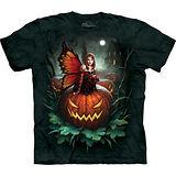 『摩達客』美國進口【The Mountain】自然純棉系列 南瓜妖精設計T恤 (預購)