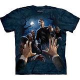 『摩達客』美國進口【The Mountain】自然純棉系列 最後呼吸設計T恤 (預購)