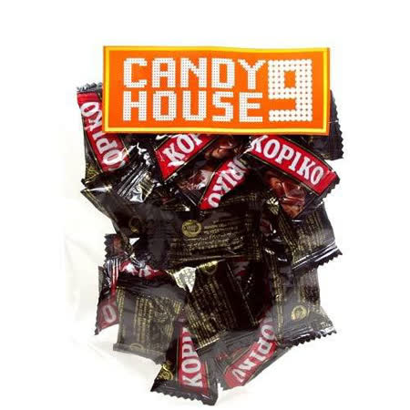 《CANDY HOUSE 9》咖啡糖(100g)