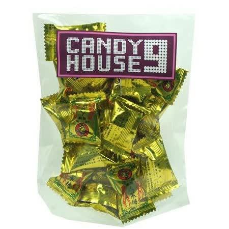 《CANDY HOUSE 9》人蔘糖(100g)