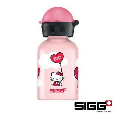 SIGG 西格《KIDZ系列-粉系凱蒂貓》 (300c.c.) 831500