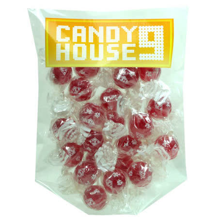 《CANDY HOUSE 9》古味柑梅糖(100g)
