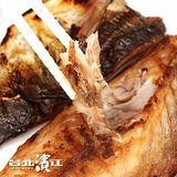 《任選》《台北濱江》獨特風味竹筴魚一夜干(160g/包,內含2片)