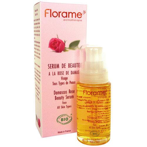 ~Florame法恩~有機玫瑰精華油30ml