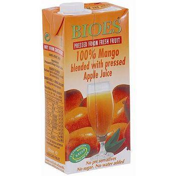 囍瑞BIOES100%芒果綜合果汁1000ml