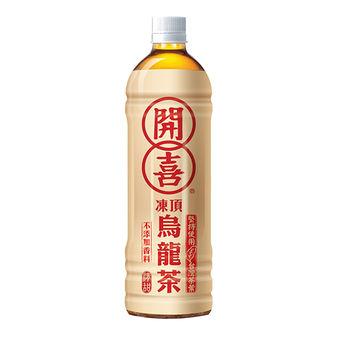 開喜凍頂烏龍茶-清甜575ML*4入/組