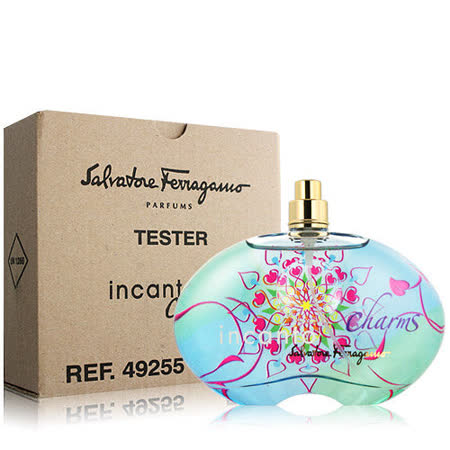 Salvatore Ferragamo 甜心魔力女性淡香水-Tester(100ml)-送品牌針管隨機款