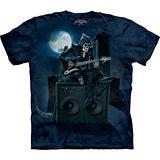 『摩達客』美國進口【The Mountain】自然純棉系列 稱頌骷髏設計T恤 (預購)