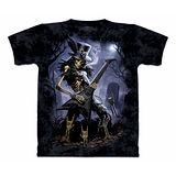 『摩達客』美國進口【The Mountain】自然純棉系列 骷髏吉他手設計T恤 (預購)