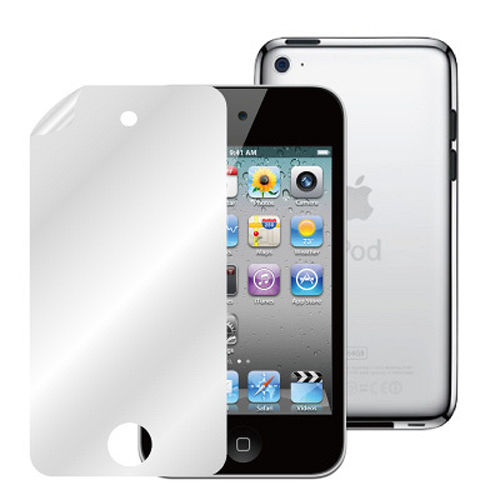 iPod Touch-4  魔鏡(鏡面)保護貼