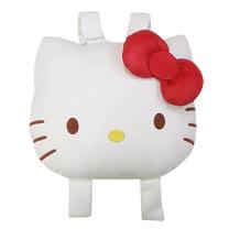 【享夢城堡】HELLO KITTY 經典皮革系列-頭枕
