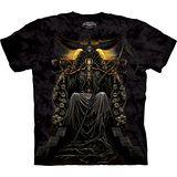 『摩達客』美國進口【The Mountain】自然純棉系列 骷髏王座 設計T恤 (預購)