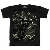 『摩達客』美國進口【The Mountain】自然純棉系列 骷髏蒼馬 設計T恤 (預購)