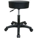 高級精緻皮革-工作椅/吧檯椅/電腦椅-1入組(三色可選)