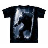 『摩達客』美國進口【The Mountain】自然純棉系列 大怪物 設計T恤 (預購)
