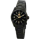 ORIENT 東方美人時尚機械腕錶(IP黑) FNR1R001B