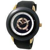 Folli Follie 優雅華麗時尚腕錶(黑) WF7P050ZDK