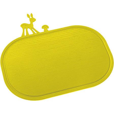 《KOZIOL》Kitzy斑比鹿早餐盤砧板(綠)