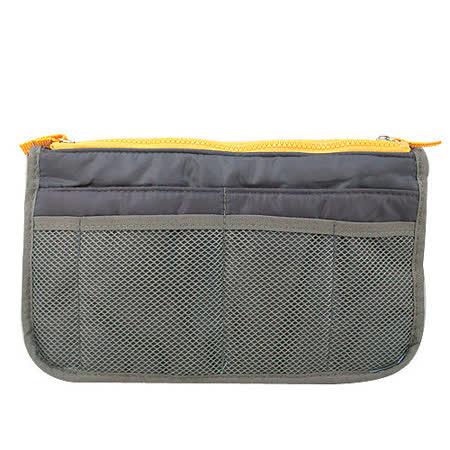 【iSFun】空氣感包*舖棉包中袋/灰
