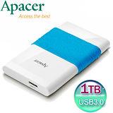 Apacer宇瞻 AC232 1TB USB3.0 2.5吋海漾行動硬碟