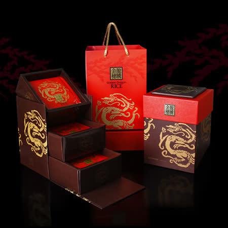 米屋龍騰金穗米禮盒