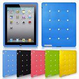 iPad2/new iPad 專用 糖果彩殼保護套