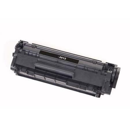 HP 副廠碳粉匣 Q2612A 2612A 12A
