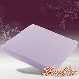 【LooCa】吸濕排汗釋壓座墊(紫)