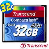 Transcend 創見 32G 進階主流款 400倍速 CF 記憶卡