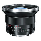 蔡司 ZEISS Distagon T* 3.5/18 ZE (平行輸入) For Canon /.-送KENKO PR0 1D 82UV 濾鏡