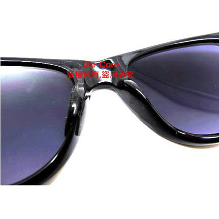 黑色防滑矽膠鼻墊/眼鏡防滑鼻墊 (規格 1.8mm)日本製造生產