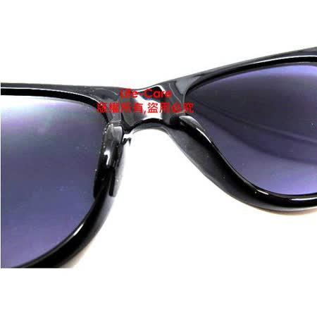 黑色防滑矽膠鼻墊/眼鏡防滑鼻墊 X 2付 (規格 1.8mm)日本製造生產