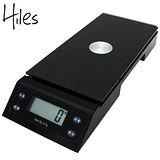 Hiles高精密3公斤玻璃液晶電子秤/料理秤