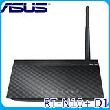 ASUS華碩 RT-N10+ D1  Wireless-N150 無線路由器