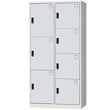 HAPPYHOME~免組裝~多用途3x6尺鋼製7格置物櫃HDF-2534A