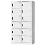 HAPPYHOME~免組裝~多用途3x6尺鋼製12格置物櫃HDF-2512A