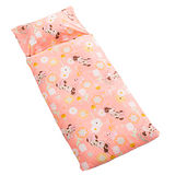 經典Disney《甜心米妮~粉》鋪棉兩用睡袋組4.5*5尺(台灣製)