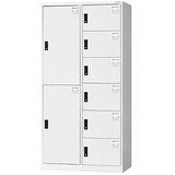 HAPPYHOME~免組裝~多用途3x6尺鋼製8格置物櫃HDF-2526A