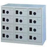 HAPPYHOME~免組裝~多用途高級鋼製12格置物櫃MC-1012A