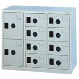 HAPPYHOME~免組裝~多用途高級鋼製10格置物櫃MC-1010A