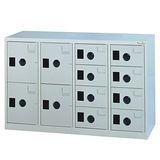 HAPPYHOME~免組裝~多用途高級鋼製12格置物櫃MC-2012A