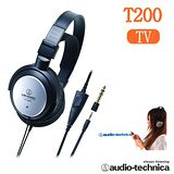 鐵三角 ATH-T200TV 頭戴式立體聲AV耳機