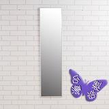 《BuyJM》時尚鋁合金框壁鏡/掛鏡〈高120公分〉