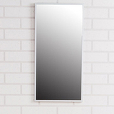 BuyJM 時尚鋁合金框壁鏡/掛鏡(高60cm)