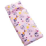 經典Disney《米奇捉迷藏~粉紫》鋪棉兩用睡袋組4.5*5尺(台灣製)
