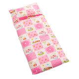 《童夢回憶~粉》鋪棉兩用睡袋組4.5*5尺(台灣製)