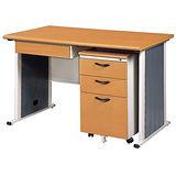 SYS木紋辦公桌櫃組247-1(120)