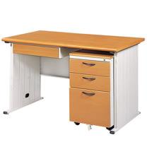 STHA木紋辦公桌櫃組251-11(120)